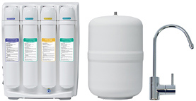Safeway Reverse Osmosis System Package